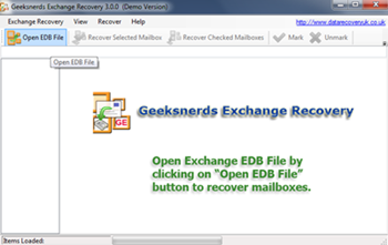 Geeksnerds Exchange Recovery